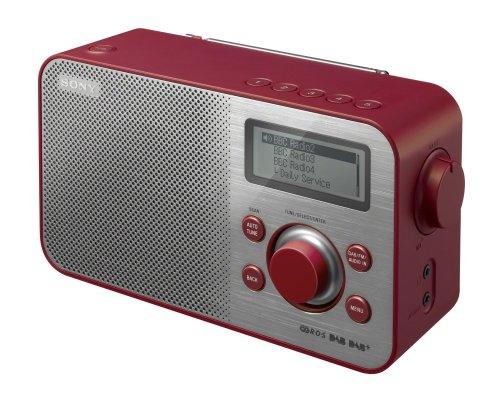 sony xdrs60 dab radio red delivered argos outlet ebay hotukdeals. Black Bedroom Furniture Sets. Home Design Ideas