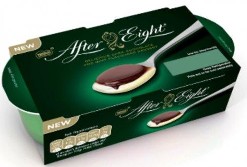 Milky Bar White Chocolate / Quality Street - Green Triangle & Hazelnut ...