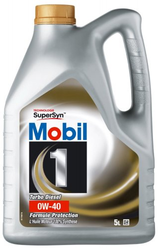 Mobil 1 new life 0w40 fully synthetic motor oil 5l 34 for Life of synthetic motor oil