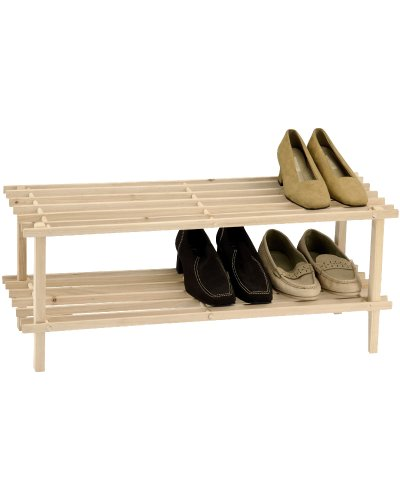 asda george shoe rack click and collect hotukdeals. Black Bedroom Furniture Sets. Home Design Ideas