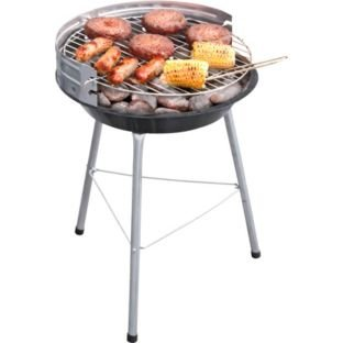 39cm round charcoal bbq now at argos hotukdeals. Black Bedroom Furniture Sets. Home Design Ideas