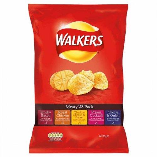 walkers crisps 9p a pack 40 packs of walkers crisps for. Black Bedroom Furniture Sets. Home Design Ideas