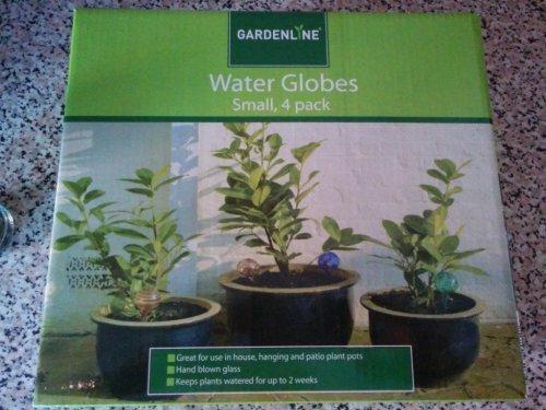 Aldi glass water globes for 4 hotukdeals for Glas handtuchhalter aldi