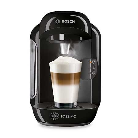 Tassimo by Bosch T12 Vivy Coffee Machine - Black 1/2 price ?49.99 with ?20 voucher @ Argos ...