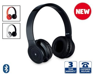 bluetooth headphones from 28th at aldi hotukdeals. Black Bedroom Furniture Sets. Home Design Ideas