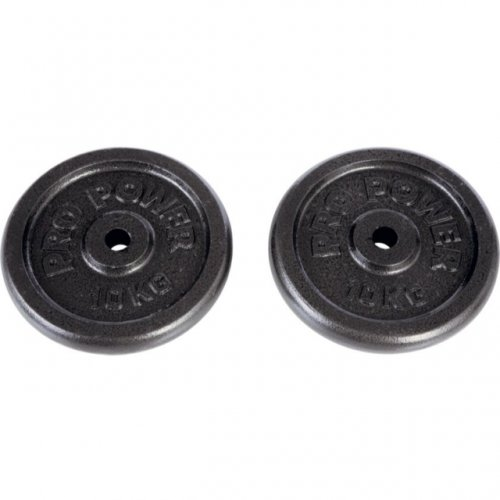 Pro fitness cast iron weight discs kg only £ at