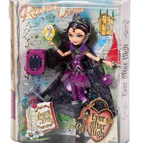 Ever After High Toy Box : Ever after high dolls £ duncans toy chest hotukdeals