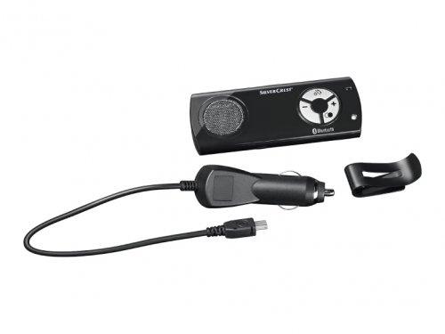 Silvercrest Bluetooth Speaker Silvercrest Bluetooth 3.0 Car