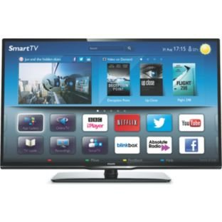 argos philips 50pfl4208t 50 inch full hd 200hz freeview. Black Bedroom Furniture Sets. Home Design Ideas