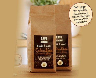 Aldi Coffee Maker Deals : Colombian Supremo Premium Coffee Beans (454g) ?3.99 @ Aldi - HotUKDeals