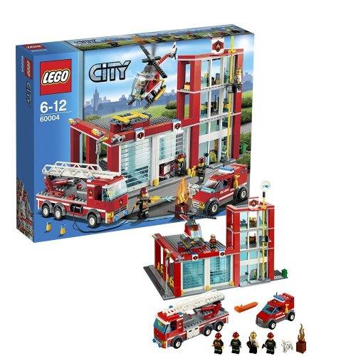 lego fire station 60004 35 john lewis instore hotukdeals. Black Bedroom Furniture Sets. Home Design Ideas