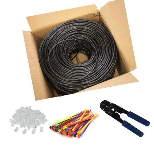 external waterproof cat6 100m utp ethernet network cable. Black Bedroom Furniture Sets. Home Design Ideas