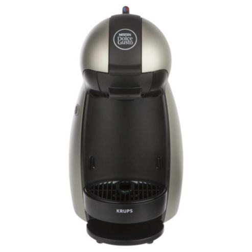 nescaf dolce gusto piccolo titanium by krups bthp 39. Black Bedroom Furniture Sets. Home Design Ideas