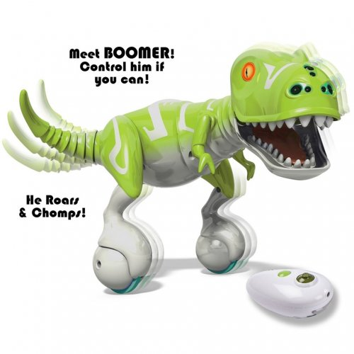 Zoomer Dino Boomer and Snaptail £53.99 at Smiths Toys ...