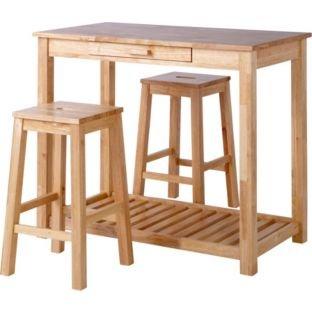 Aspen bar table set than half price argos for 99 pub table