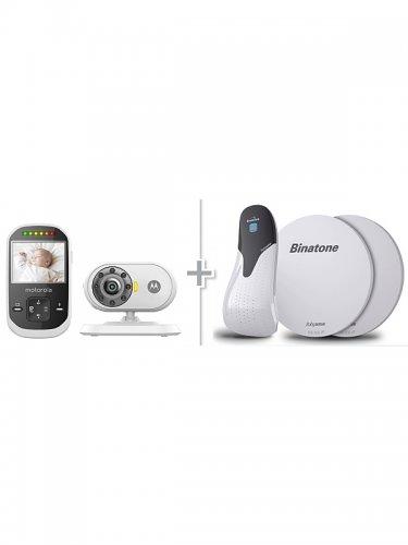 motorola baby monitor and sensor at asda 75 hotukdeals. Black Bedroom Furniture Sets. Home Design Ideas
