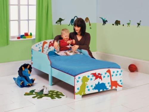 dinosaur toddler bed argos ebay outlet hotukdeals. Black Bedroom Furniture Sets. Home Design Ideas