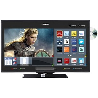 bush 24 inch hd ready smart led tv dvd combi argos hotukdeals. Black Bedroom Furniture Sets. Home Design Ideas