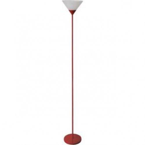 Homebase floor lamp black red or silver gbp598 hotukdeals for Homebase silver floor lamp
