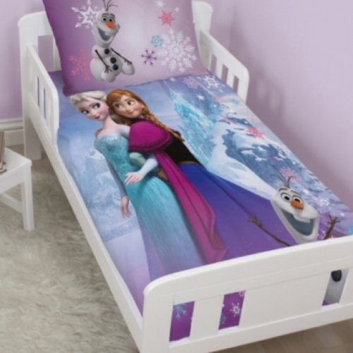 Toddler Bed Offers: Frozen Toddler Bed Duvet £14 @ Asda Direct