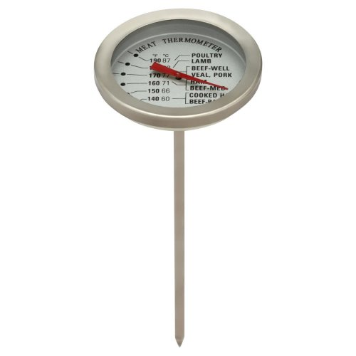 meat thermometer reduced to wilko stores has correct temperature for different meats on. Black Bedroom Furniture Sets. Home Design Ideas