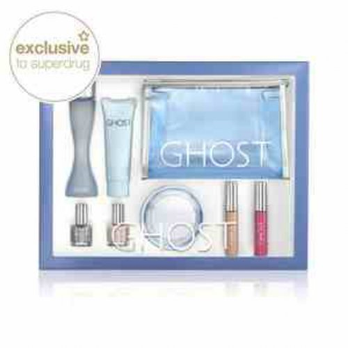 Ghost The Fragrance EDT Gift Set U00a325 @ Superdrug - HotUKDeals