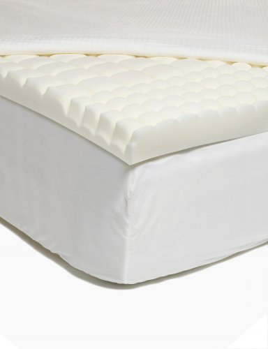 Extra Deep Memory Foam Mattress Topper 100 M S Hotukdeals