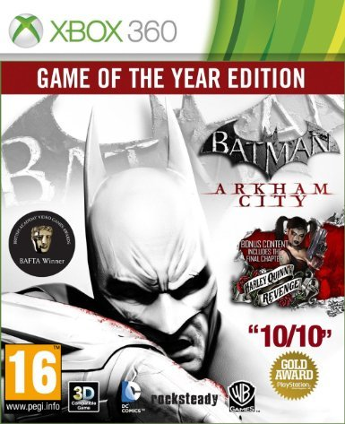 batman arkham city game of the year edition x360 163550