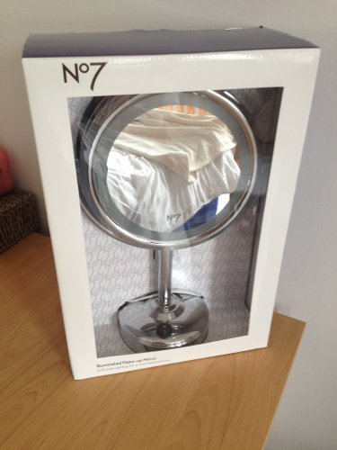 Light Bulb For No7 Makeup Mirror Mugeek Vidalondon