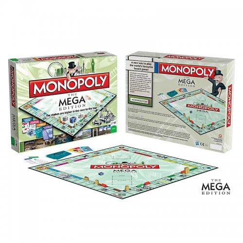 Monopoly Mega Deluxe