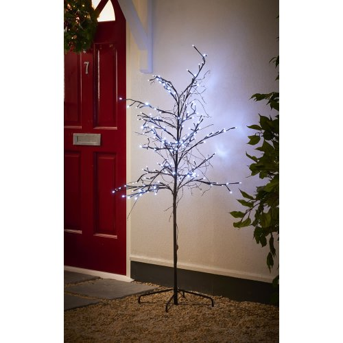 wilko pearl twig tree 5ft half price 30 hotukdeals. Black Bedroom Furniture Sets. Home Design Ideas