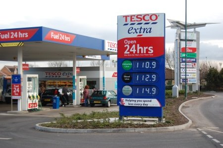Tesco Petrol Station Car Wash Prices