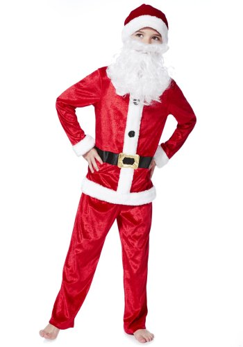 children s santa costume 163 5 tesco clothing hotukdeals
