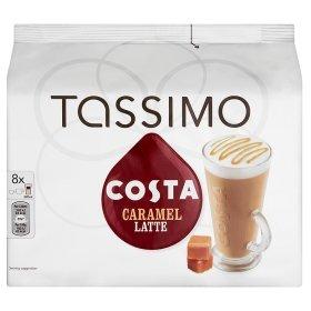 Bosch Tassimo Coffee Maker Asda : Tassimo Costa Latte 3 for ?10 @ Asda - HotUKDeals