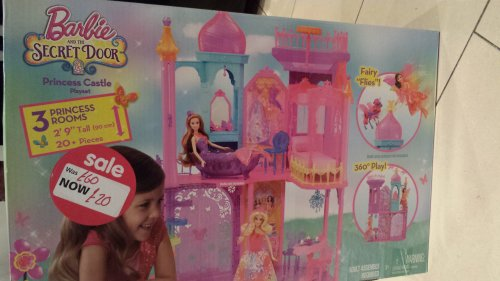 Barbie Secret Door Barbie Secret Door Castle