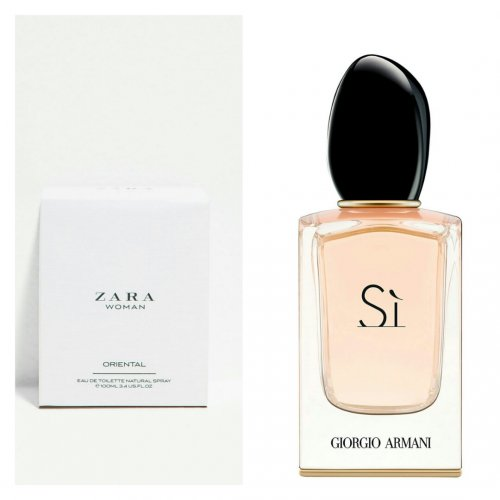 zara woman oriental perfume smells the same as giorgio. Black Bedroom Furniture Sets. Home Design Ideas