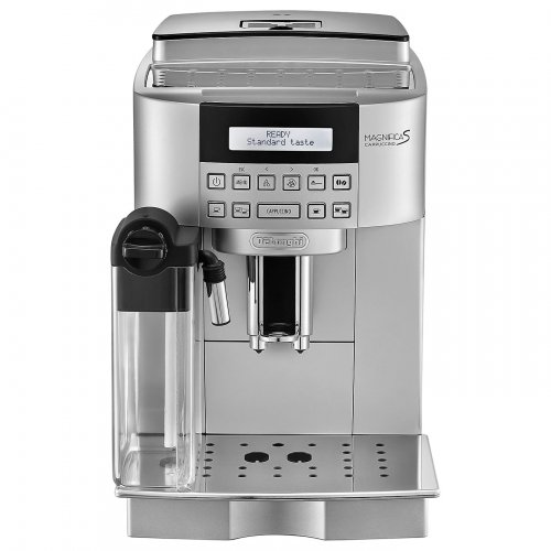 de 39 longhi magnifica bean to cup coffee machine silver 349 johnlewis hotukdeals. Black Bedroom Furniture Sets. Home Design Ideas