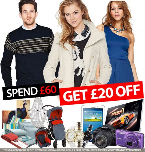 Littlewoods Clearance On Ebay 20 Off A 60 Spend Hotukdeals