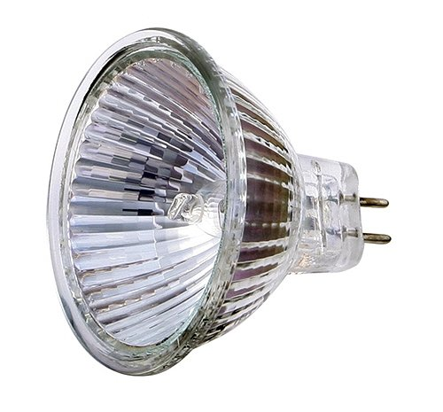 Pack of 10 mr16 50w halogen bulbs 1 click collect at for Where to buy halogen bulbs
