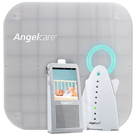 angelcare ac1100 baby movment sound and video monitor 157 john lewis hotukdeals. Black Bedroom Furniture Sets. Home Design Ideas