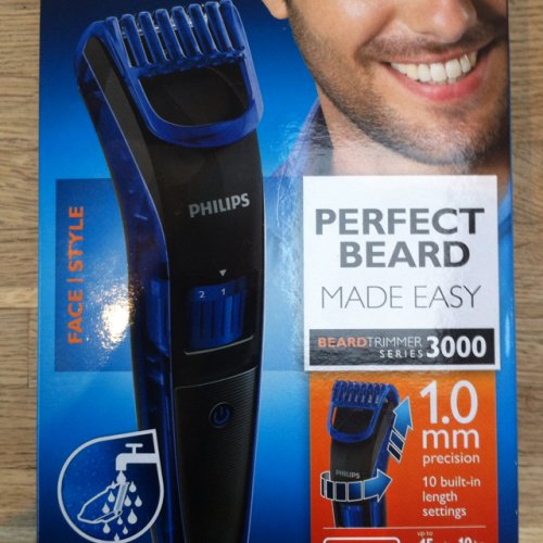 philips beard trimmer 3000 series was 30 now 15 boots hotukdeals. Black Bedroom Furniture Sets. Home Design Ideas