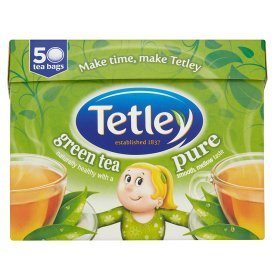 tetley green tea tea bags 50 39 s asda hotukdeals. Black Bedroom Furniture Sets. Home Design Ideas