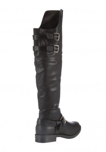 truffle buckle above the knee boots tesco 163 15 was