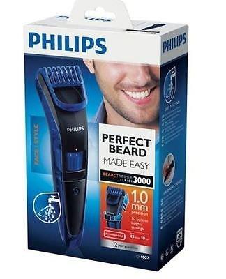 philips beard trimmer series 3000 9 boots hotukdeals. Black Bedroom Furniture Sets. Home Design Ideas
