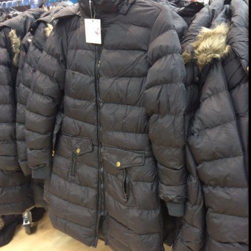 Primark Ladies Black Winter Jacket Coat £10 @ Primark