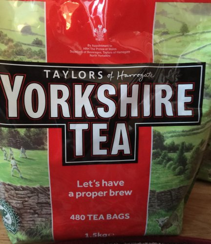 yorkshire tea bags 480 large bag asda hotukdeals. Black Bedroom Furniture Sets. Home Design Ideas