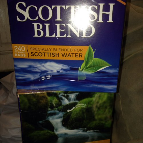 scottish blend 240 tea bags bogf at lidl hotukdeals. Black Bedroom Furniture Sets. Home Design Ideas