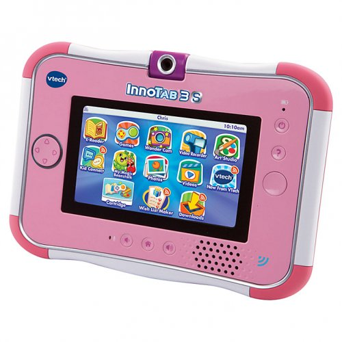 VTech InnoTab 3 Plus Kids Tablet Review - The VTech InnoTab 3 Plus Kids Tablet is a high quality tablet that's specifically designed to help young children learn in an enjoyable way. It comes pre-loaded with 10 apps that encourage your child to develop their creative skills, teach them to read and more, while entertaining them at the same time.