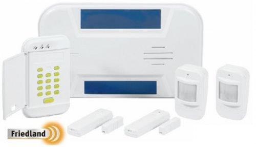friedland response wha4 wireless home alarm kit ebay ecomlimited. Black Bedroom Furniture Sets. Home Design Ideas