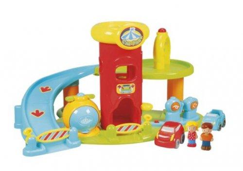 carousel toy garage tesco half price to 15 scans at 7. Black Bedroom Furniture Sets. Home Design Ideas